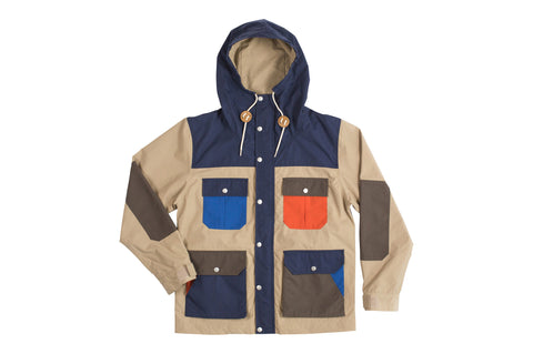 Draft Jacket-Tahiti Tan