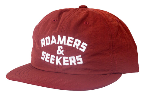 Roamers And Seekers Nylon Floppy-Mud Red