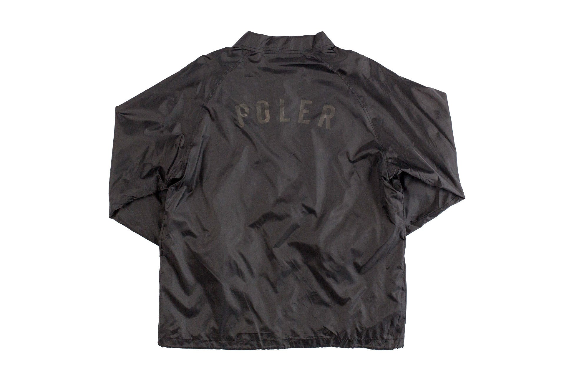 State Coaches Jacket-Black