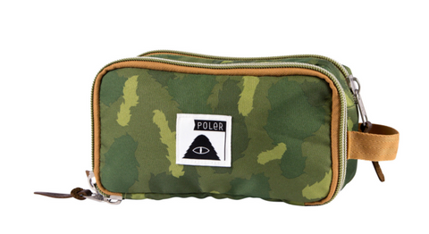 DOPE DOPP KIT - FURRY CAMO