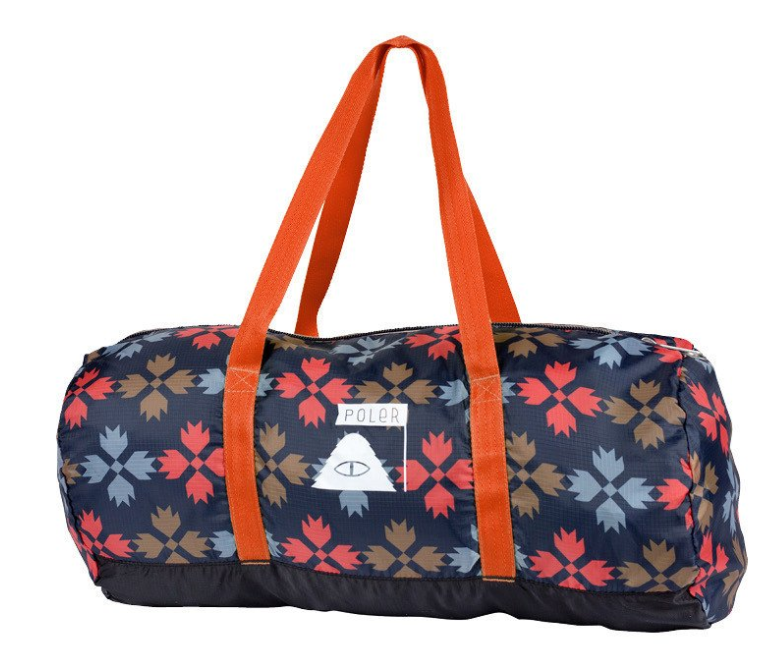 Stuffable Duffle - Bear Paw Print