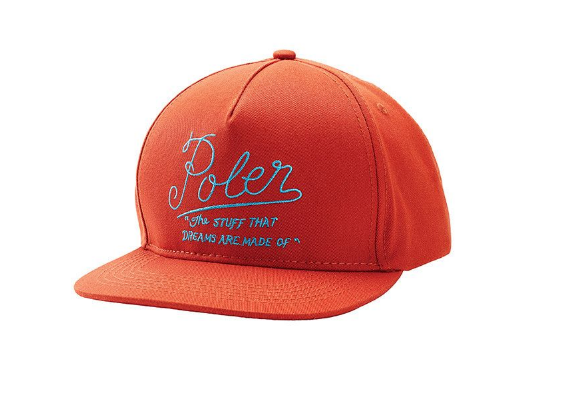 Dreams Snap Back - Burnt Orange
