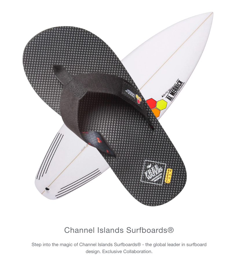 CI-Supreem Channel Islands-Black
