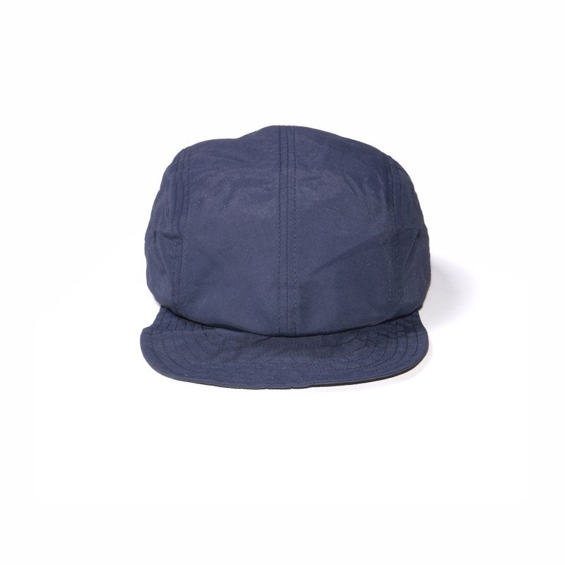 Short Brim Crimbing Cap-Navy