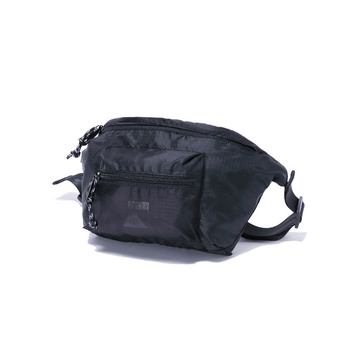 Poler Stuffable Fanny Bag Black