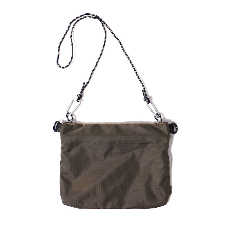 Stuffable Pouch-Beige/Olive