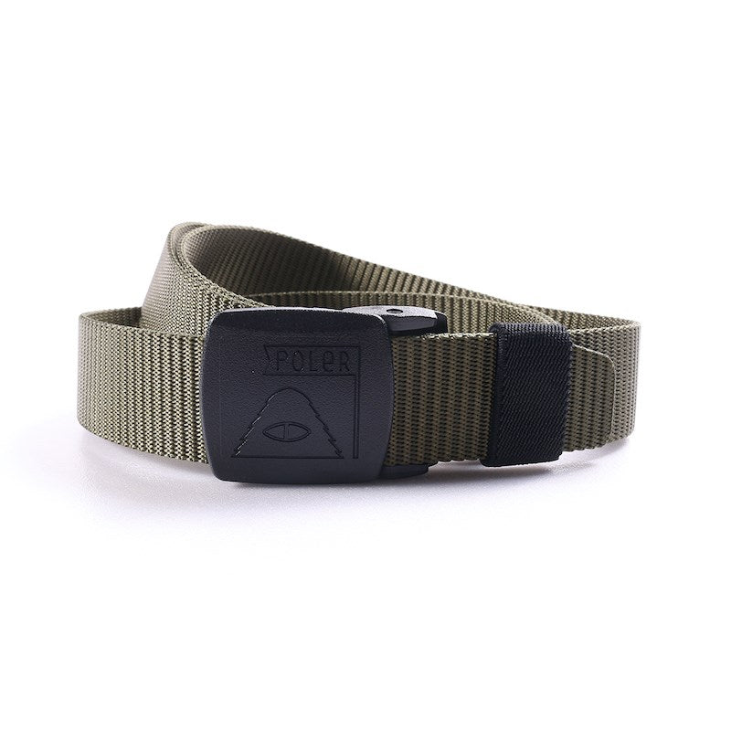 Submit Climbing Nylon Belt-Olive
