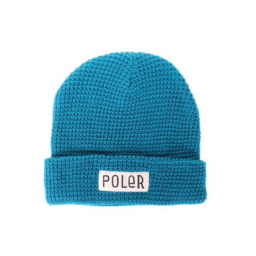 Poler Workerman Beanie Teal