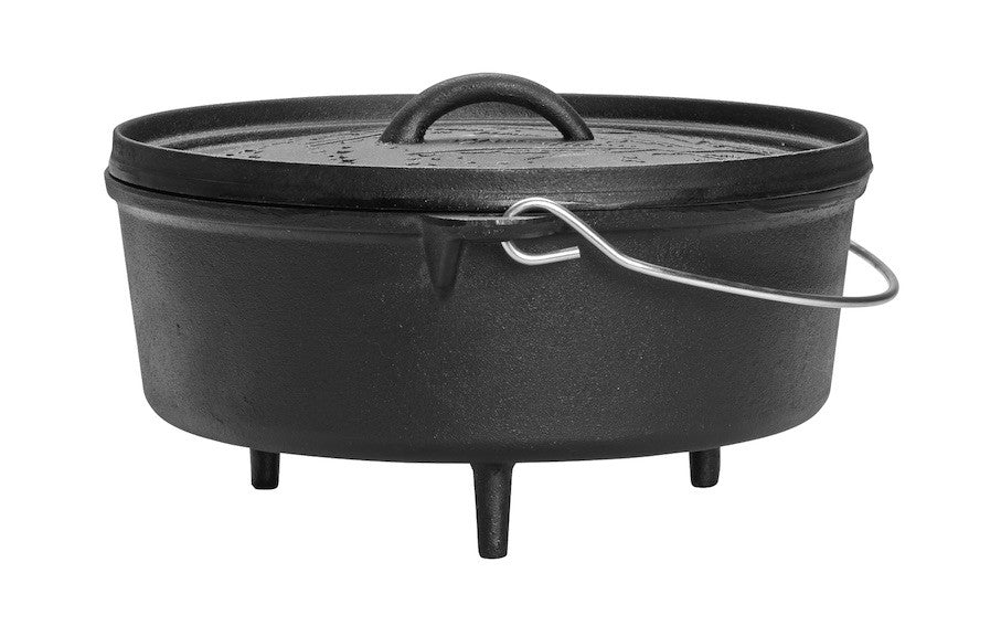 Cast Iron Dutch Oven with Lid
