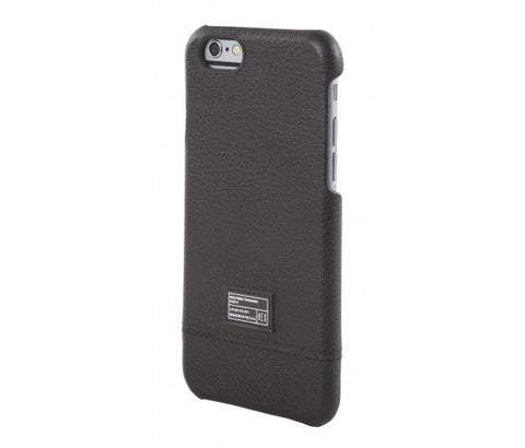 iPhone 6/6S Focus Case - Black Leather