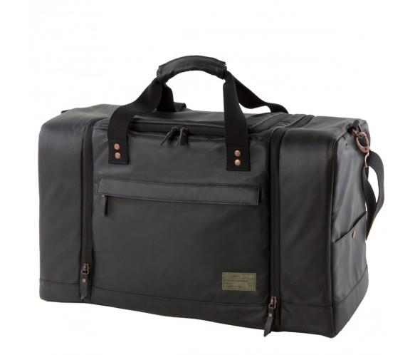 Sneaker Duffel Bag - Black