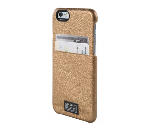 iPhone 6/6S Solo Wallet - Copper Leather