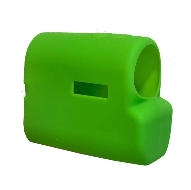 Silicon Protective Sleeve for RangeFinder (SPS) - Bright Green