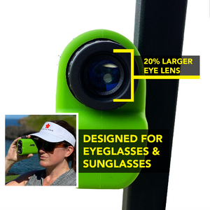 LOCKON Magnetic Golf Rangefinder
