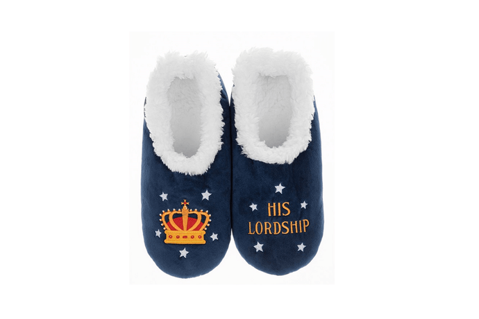 His lordship pairable slippers