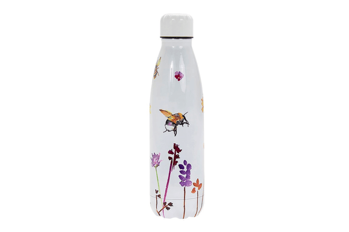 Busy bees drink bottle