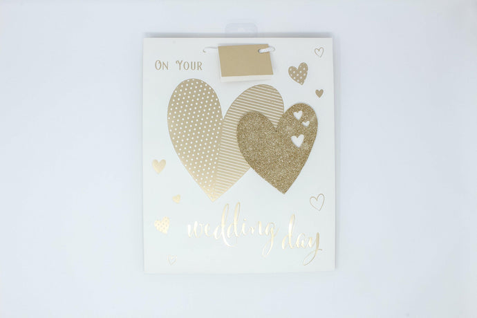 'On your wedding' gift bag