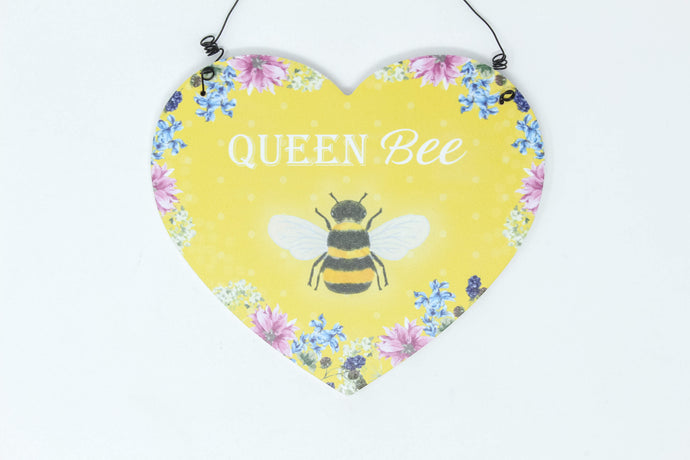 'Queen Bee' wall hanging decoration