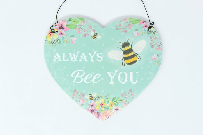 'Always bee you' wall hanging decoration