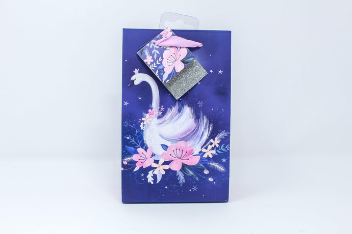 Swan & waterlily gift bag
