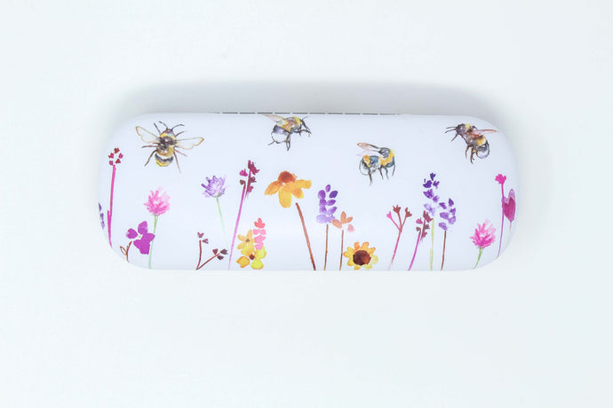 Busy Bee's glasses case