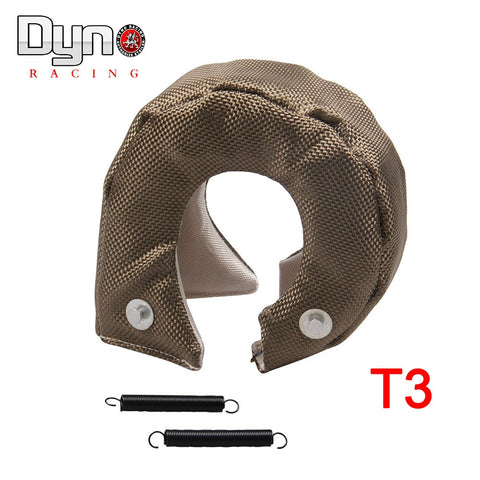 Dyno-T3 Titanium Turbo Blanket heat shield barrier 1,800 degree temp rating
