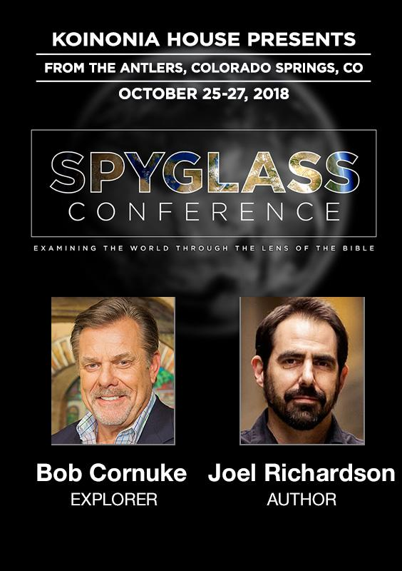 SG2018E15: Bob Cornuke & Joel Richardson - Q&A Discussion