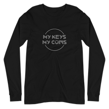 Load image into Gallery viewer, 'My Keys, My Coins' Tee