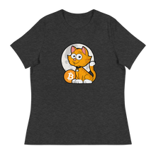 Load image into Gallery viewer, Women's Bitcoin Kitty Tee