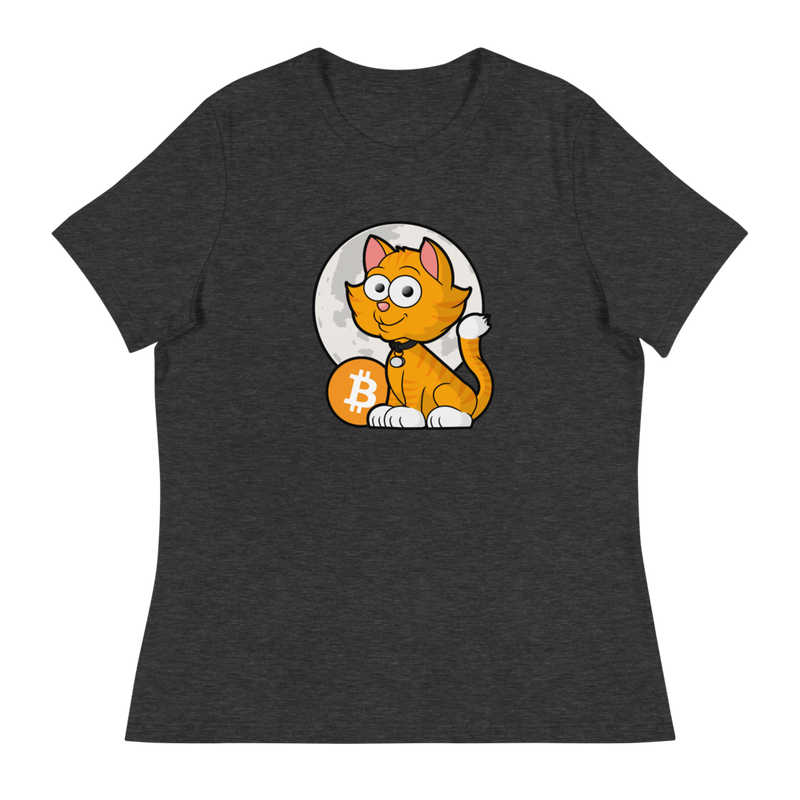 Women's Bitcoin Kitty Tee