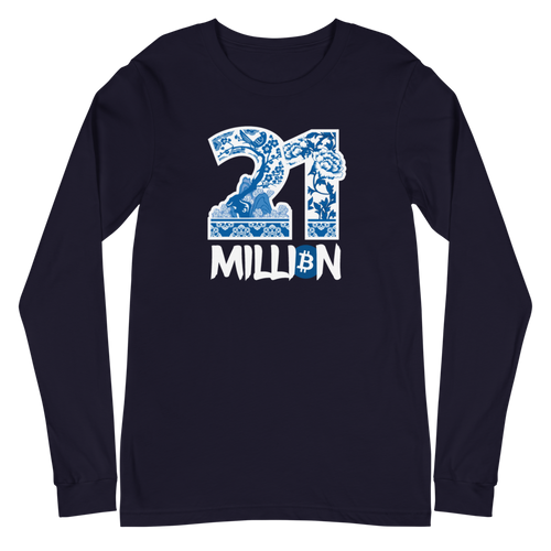 21 Million Long Sleeve Shirt