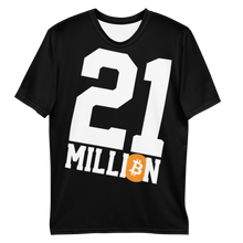 Load image into Gallery viewer, 21 Million Bitcoin Tee