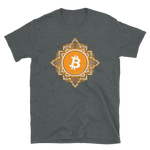 Art Deco Bitcoin Shirt
