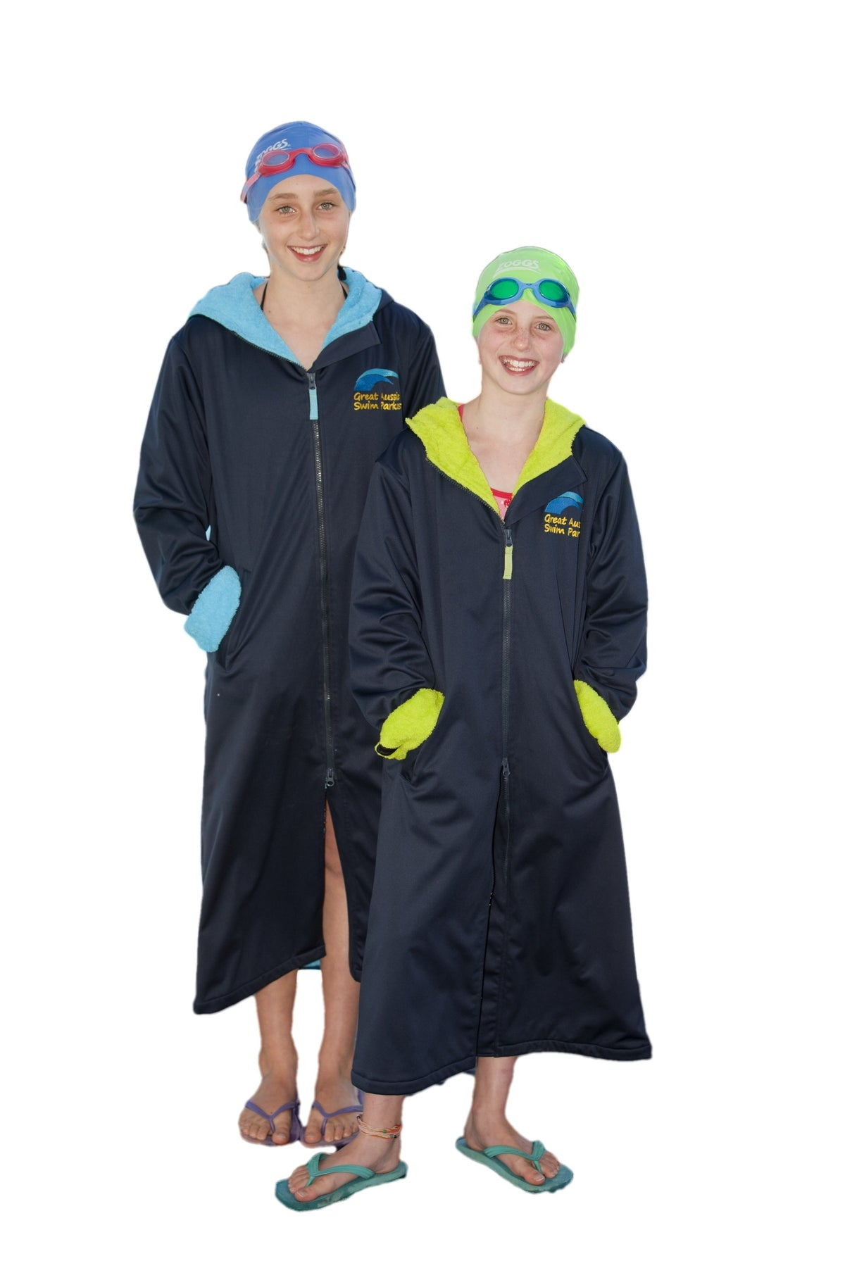 Great Aussie Swim Parka for Adults