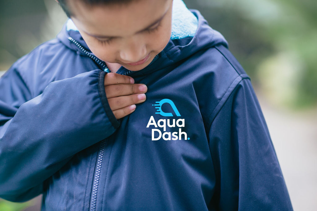 AQUADASH Swim Parka for Children
