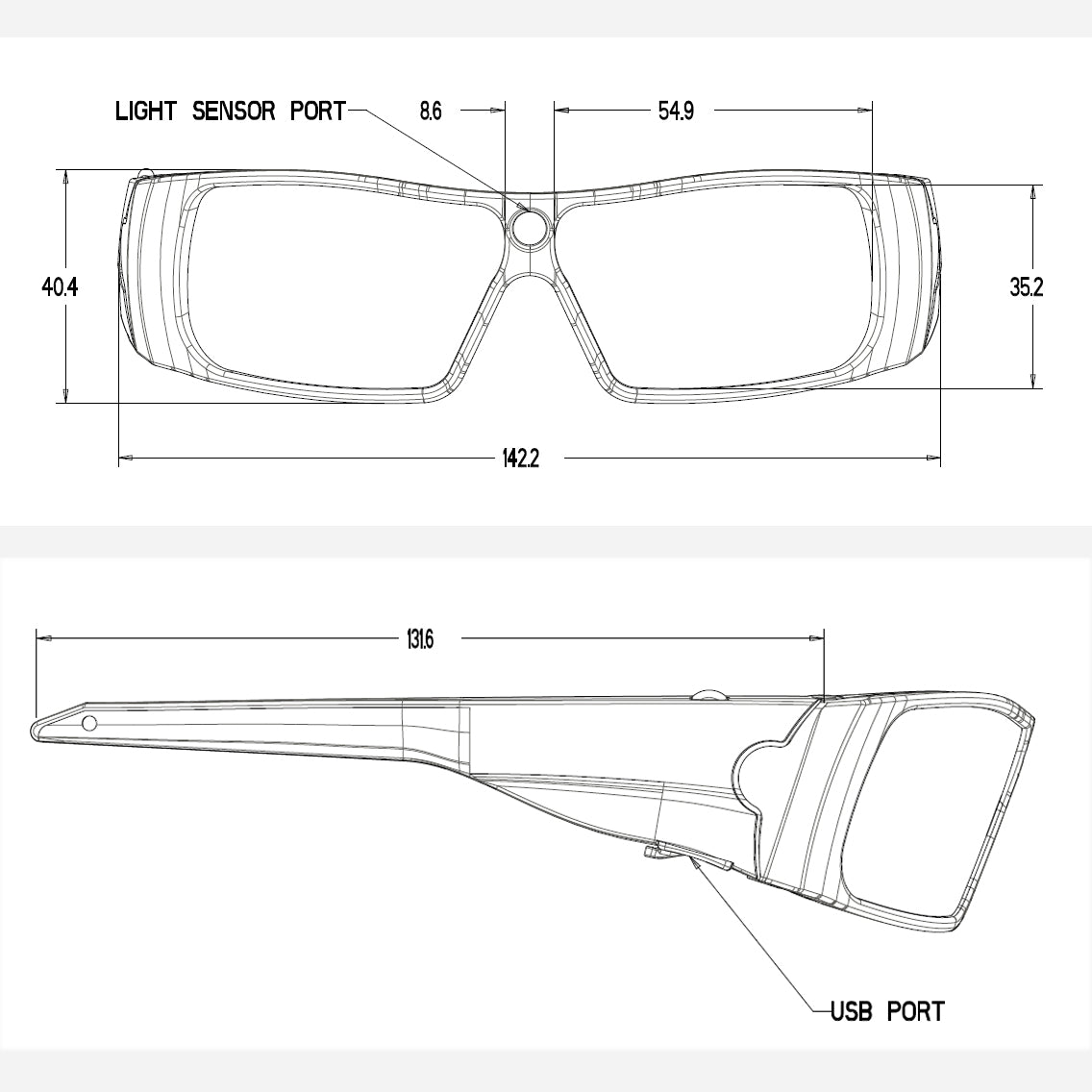 AshChromics Auto Darkening Biking Sunglasses