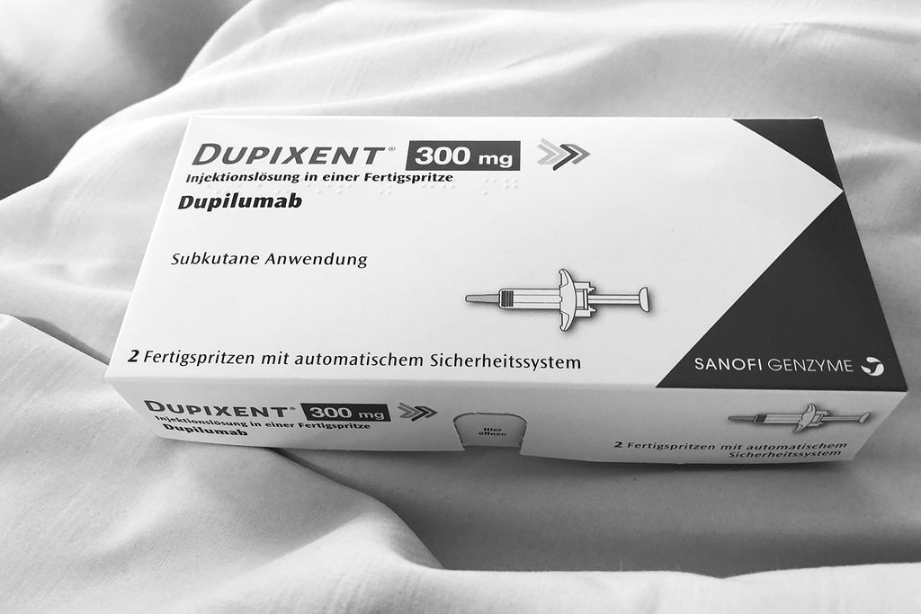 MY SHORT LOVE STORY WITH DUPIXENT