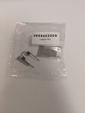 066940200S LATCH KIT -Y .82 X 1.70 STL