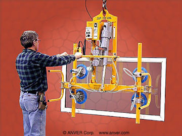 Vacuum Lifters, Below-the-hook devices by Anver