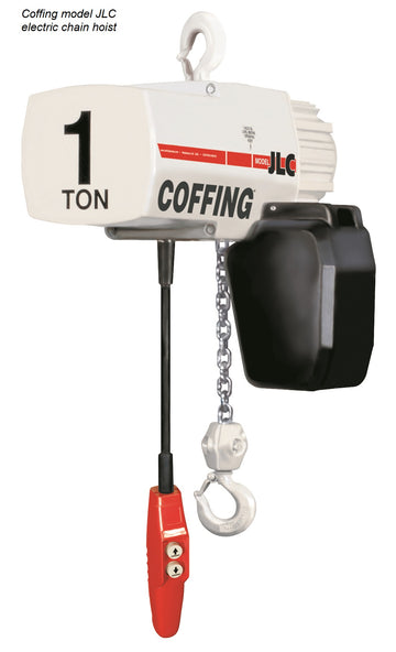 Chain Hoists by Coffing Hoists