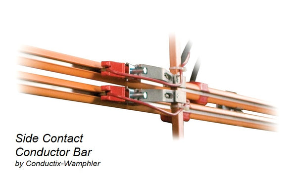 Conductor Bar Systems by Conductix-Wamphler