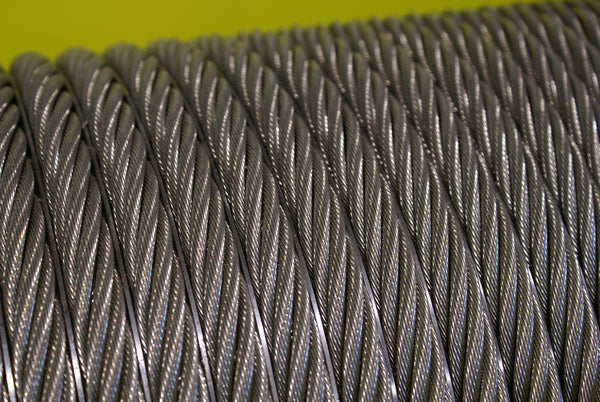 Wire Ropes for Hoists & Cranes