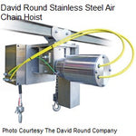 David Round Stainless Steel Hoists & Explosion-Proof Hoists