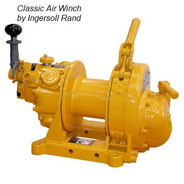 Winches by Ingersoll Rand