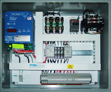 Crane Control Panels by Power Electronics