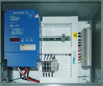 Hoist Control Panels by Power Electronics