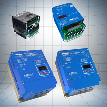 Variable Frequency Drives by Power Electronics