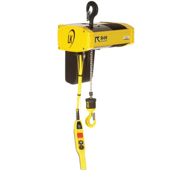 Electric Chain Hoists by R&M Materials Handling