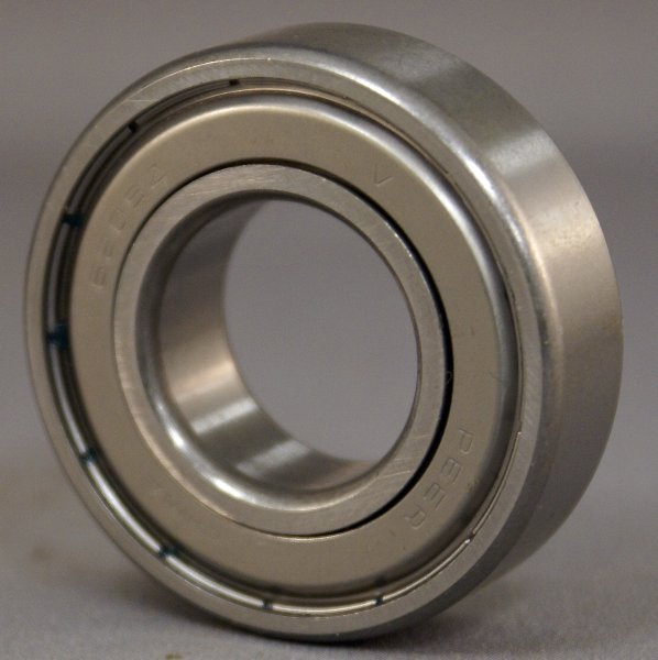 NO9860 BALL BEARING, SINGLE ROW RADIAL