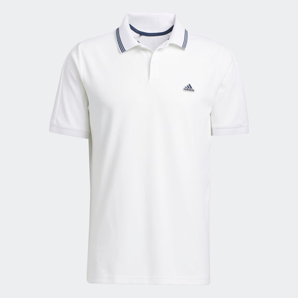 Adidas Go-To Prime Green Pique Polo